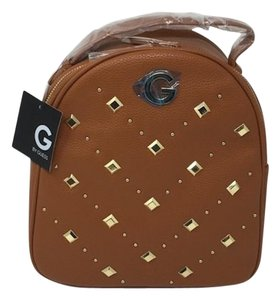 Guess By Marciano Gold Hardware Studded Backpack