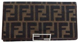 Fendi black/brown Clutch