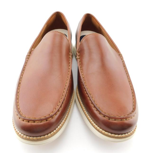 Cole Haan Brown Grand Leather Slip-on Loafers Men's 11.5 Shoes Cole Haan Brown Grand Leather Slip-on Loafers Men's 11.5 Shoes Image 2