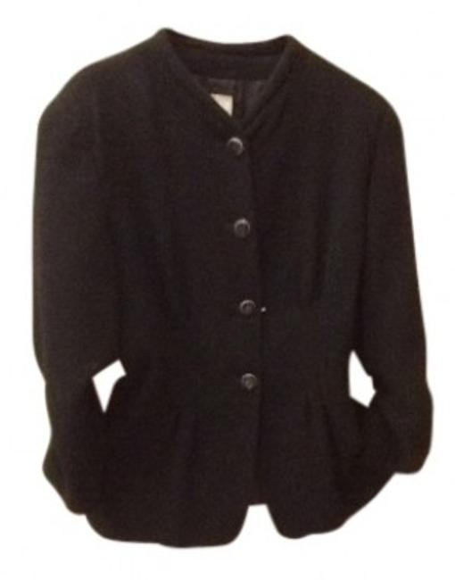 Joan & David Black Blazer