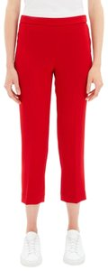 Theory Capri/Cropped Pants Red