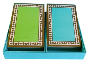 Tiffany & Co. Playing Cards Two decks NEW Sealed in box