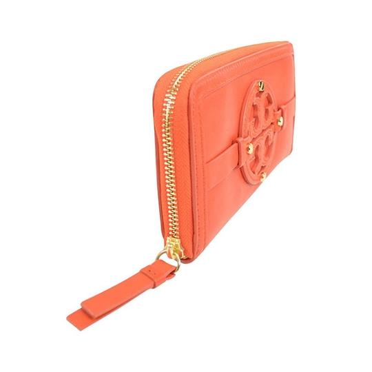 Tory Burch Holly Logo Zip Continental Image 1