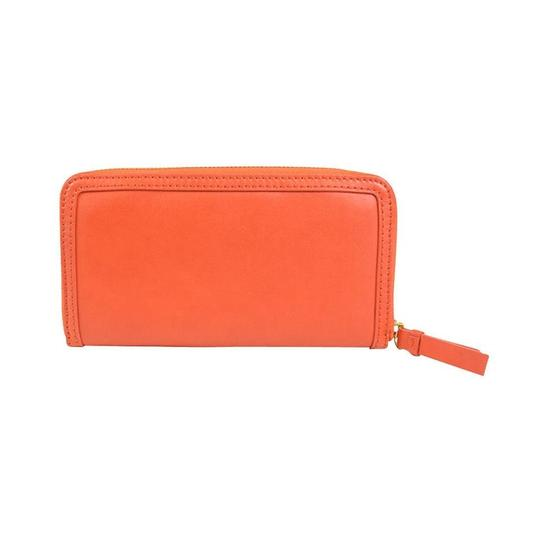 Tory Burch Holly Logo Zip Continental Image 2
