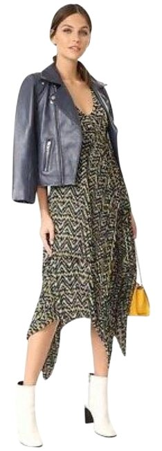 Preload https://img-static.tradesy.com/item/26606511/alc-black-yellow-and-white-kendall-mid-length-casual-maxi-dress-size-2-xs-0-1-650-650.jpg