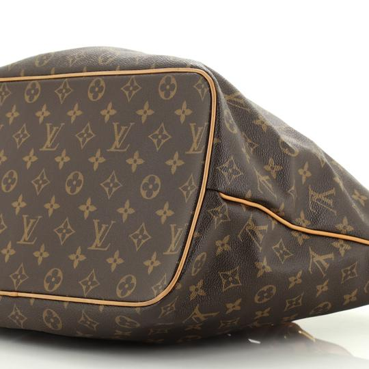 Louis Vuitton Palermo Canvas Tote in Brown Image 6