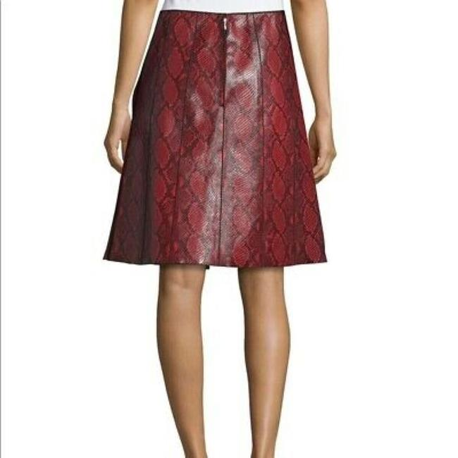 Marc Jacobs Skirt red and black Image 1