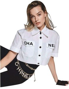 Chanel NWT CHANEL 19P MOST WANTED CC LOGO CHAIN BELT [SOLD OUT!!]