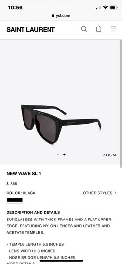 Saint Laurent New Wave SL1 Image 1