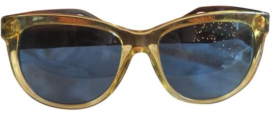 Preload https://img-static.tradesy.com/item/26606722/tory-burch-gold-and-blue-sunglasses-0-1-540-540.jpg