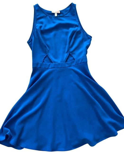 Preload https://img-static.tradesy.com/item/26606764/gb-blue-colbalt-fit-and-short-night-out-dress-size-4-s-0-1-650-650.jpg