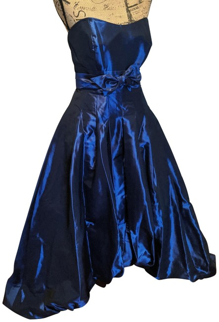 Preload https://img-static.tradesy.com/item/26606802/alfred-angelo-royal-blue-high-low-bubble-taffeta-long-formal-dress-size-12-l-0-1-650-650.jpg