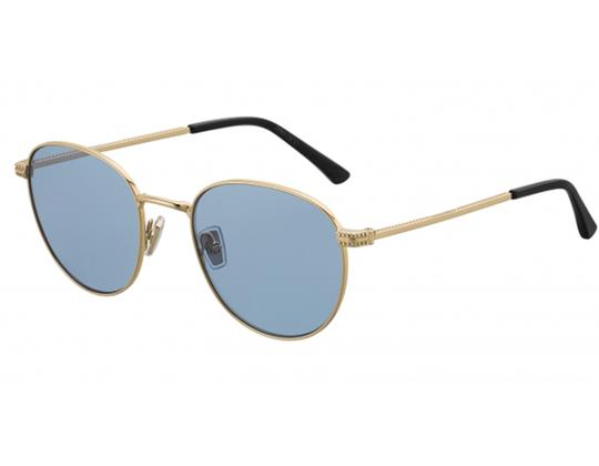 Jimmy Choo JIMMY CHOO HENRI-S-0J5G00 GOLD / BLUE AVIO SUNGLASSES Image 1