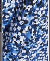 Blue, White Maxi Dress by Michael Kors Image 3