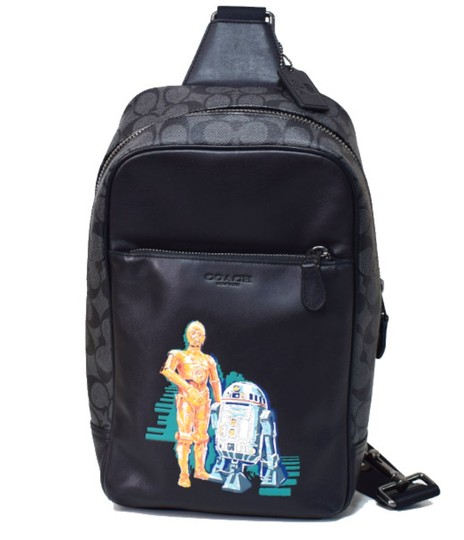 Preload https://img-static.tradesy.com/item/26606846/coach-new-x-star-war-over-signature-shoulder-small-black-leather-backpack-0-2-540-540.jpg
