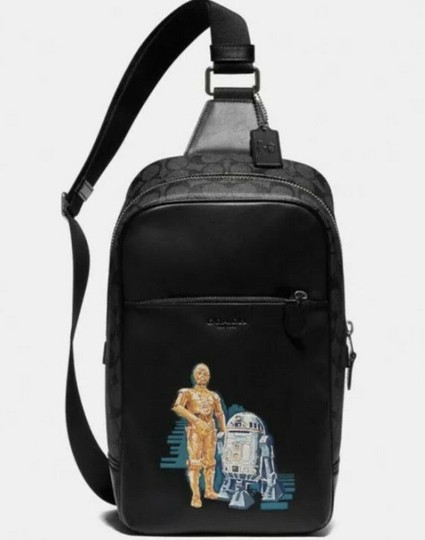 Coach Rucksack Limited Edition Men Business Backpack Image 1
