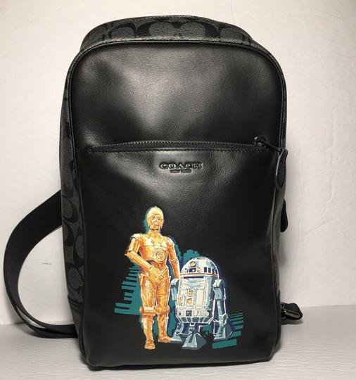 Coach Rucksack Limited Edition Men Business Backpack Image 2