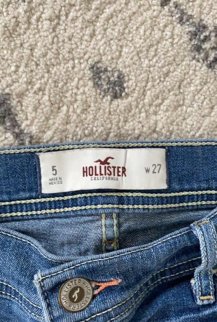 Hollister Mini/Short Shorts light denim Image 2