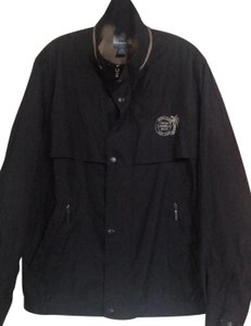 Chestnut Hill Black and Tan Jacket