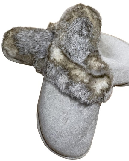Preload https://img-static.tradesy.com/item/26606881/restoration-hardware-faux-fur-slipper-flats-size-us-8-wide-c-d-0-1-540-540.jpg