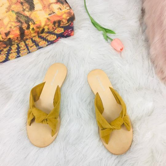 Jeffrey Campbell mustard Sandals Image 1
