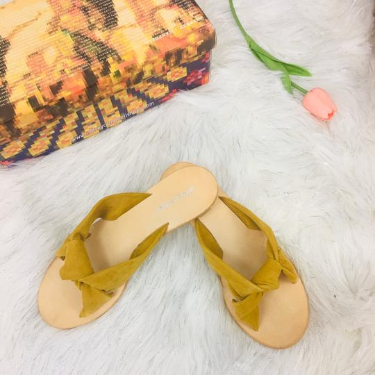 Jeffrey Campbell mustard Sandals Image 2