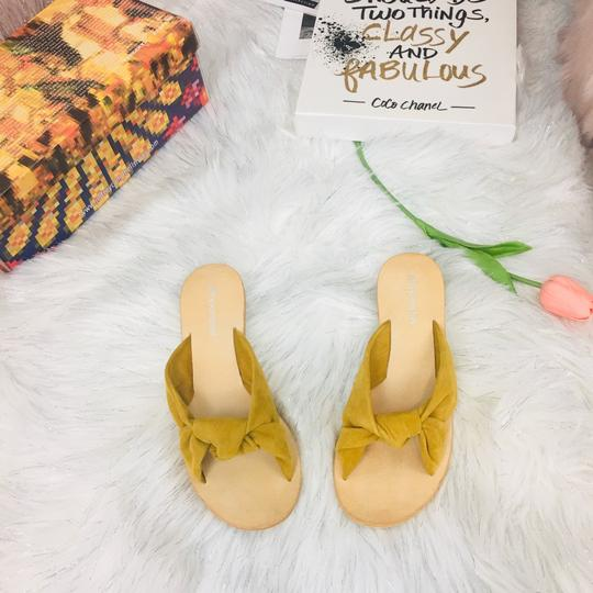 Jeffrey Campbell mustard Sandals Image 3