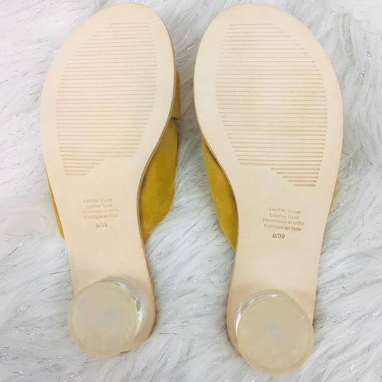 Jeffrey Campbell mustard Sandals Image 5