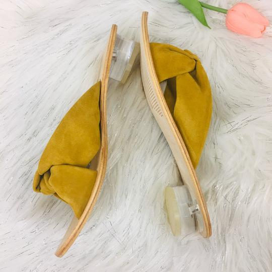 Jeffrey Campbell mustard Sandals Image 8