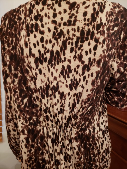 INVESTMENT Leopard Print Cardigan Image 5