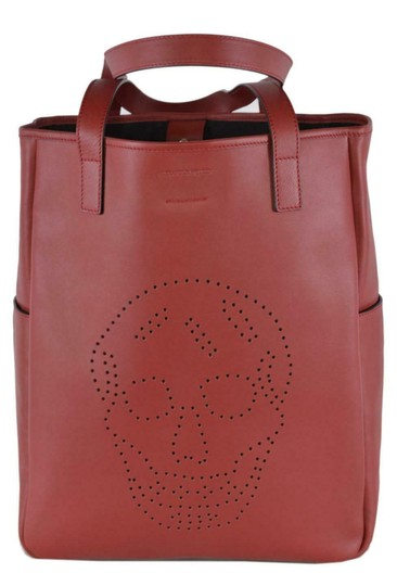 Preload https://img-static.tradesy.com/item/26606892/alexander-mcqueen-new-perforated-skull-large-purse-red-leather-tote-0-0-540-540.jpg