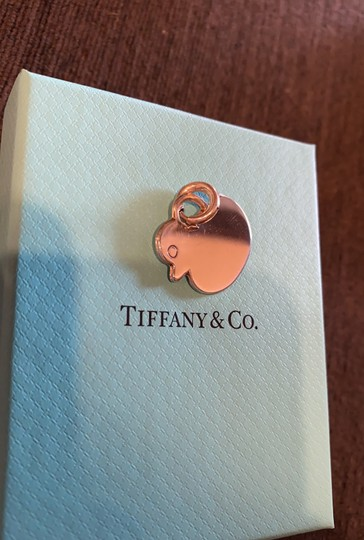 Tiffany & Co. NEW RETIRED RARE flat duck charm Image 1