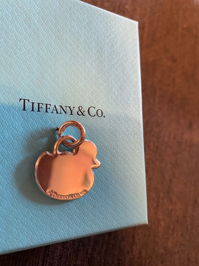 Tiffany & Co. NEW RETIRED RARE flat duck charm Image 2