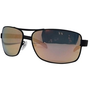 Prada Green Mirrored Lens Unisex Sports Sunglasses