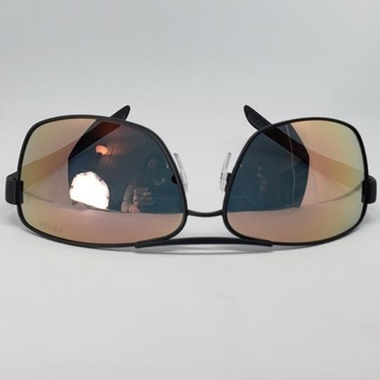 Prada Green Mirrored Lens Unisex Sports Sunglasses Image 5