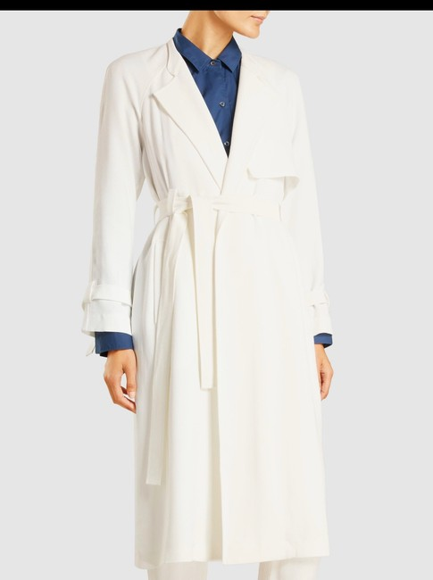 A.L.C. Trench Coat Image 4