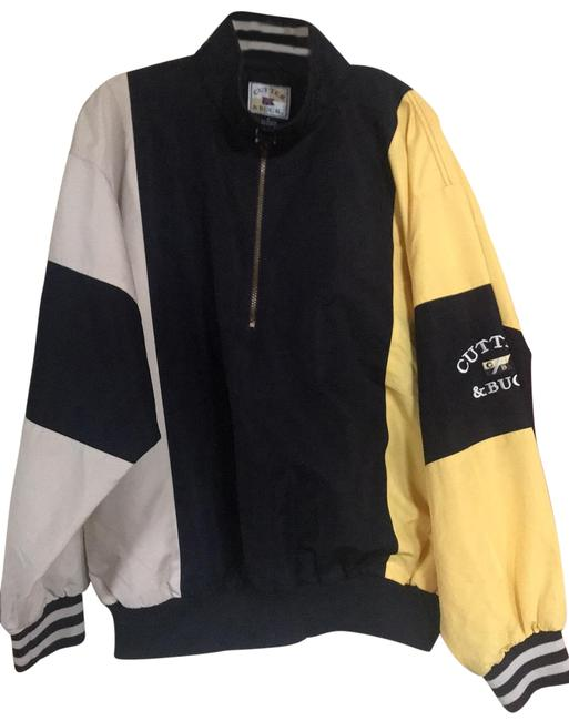 Preload https://img-static.tradesy.com/item/26606936/cutter-and-buck-yellow-and-black-and-cream-golf-jacket-activewear-size-14-l-0-1-650-650.jpg