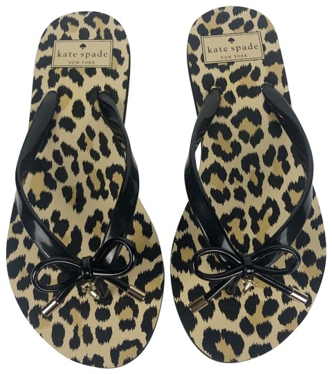 Preload https://img-static.tradesy.com/item/26607022/kate-spade-black-leopard-pattern-flip-flops-sandals-size-us-7-regular-m-b-0-1-540-540.jpg