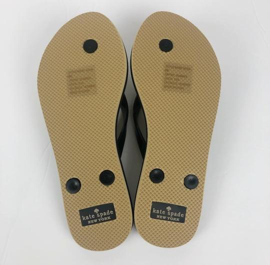 Kate Spade Black Sandals Image 1