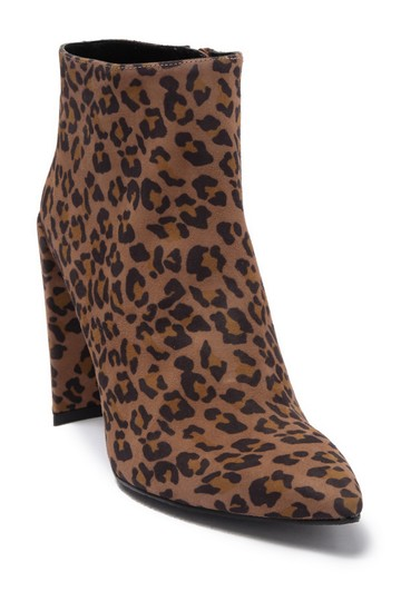 Stuart Weitzman Hollywood Date Night Night Out Party Camchs Leopard Boots Image 3