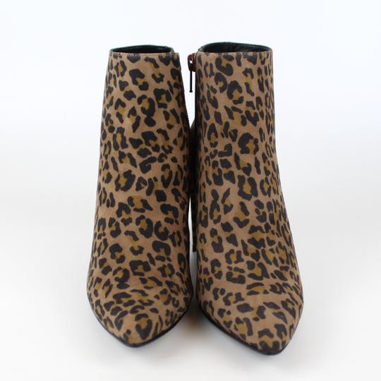 Stuart Weitzman Hollywood Date Night Night Out Party Camchs Leopard Boots Image 4