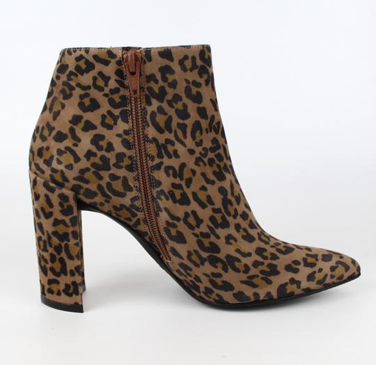 Stuart Weitzman Hollywood Date Night Night Out Party Camchs Leopard Boots Image 7