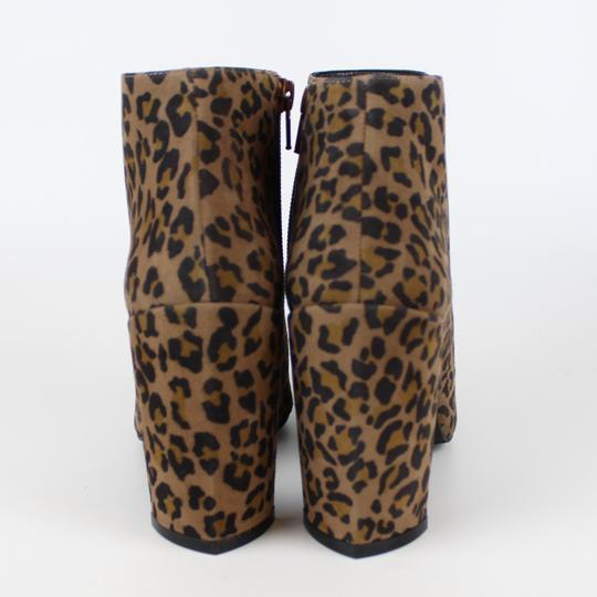 Stuart Weitzman Hollywood Date Night Night Out Party Camchs Leopard Boots Image 9
