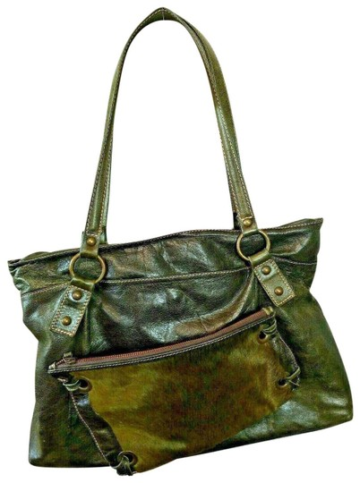 Preload https://img-static.tradesy.com/item/26607098/marco-buggiani-calf-italy-green-leather-shoulder-bag-0-1-540-540.jpg