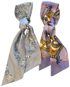 J.McLaughlin JMcLaughlin Silk Scarves Neck/Waist