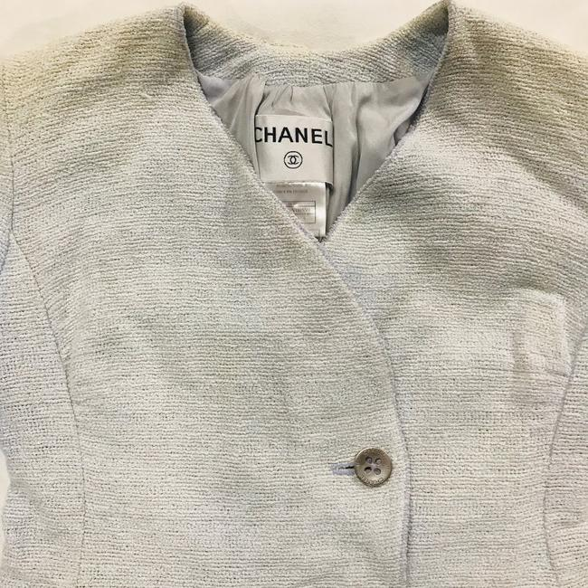 Chanel pale blue Blazer Image 2