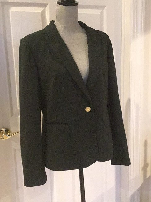 Philosophy hunter green Blazer Image 1