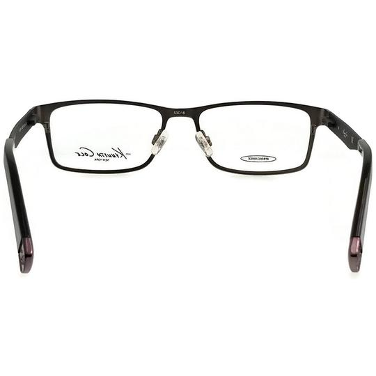Kenneth Cole KC0204-009-53 Eyeglasses Size 53mm 16mm 140mm Gunmetal Image 4