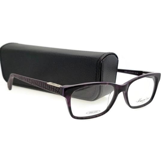 Kenneth Cole KC0205-083-54 Eyeglasses Size 54mm 15mm 135mm Violet Image 4