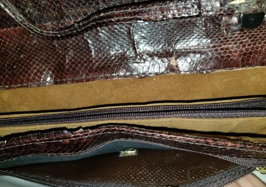 unbranded brown Clutch Image 10